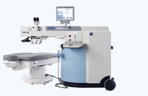 Carl Zeiss Excimer Laser